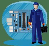 آموزش تعمیرات الکترونیک SMD