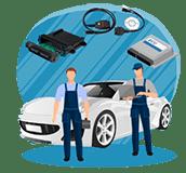 آموزش تعمیرات ایسیو خودروهای خارجی