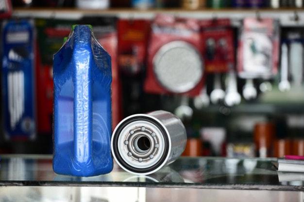 روغن کاری قطعات خودرو