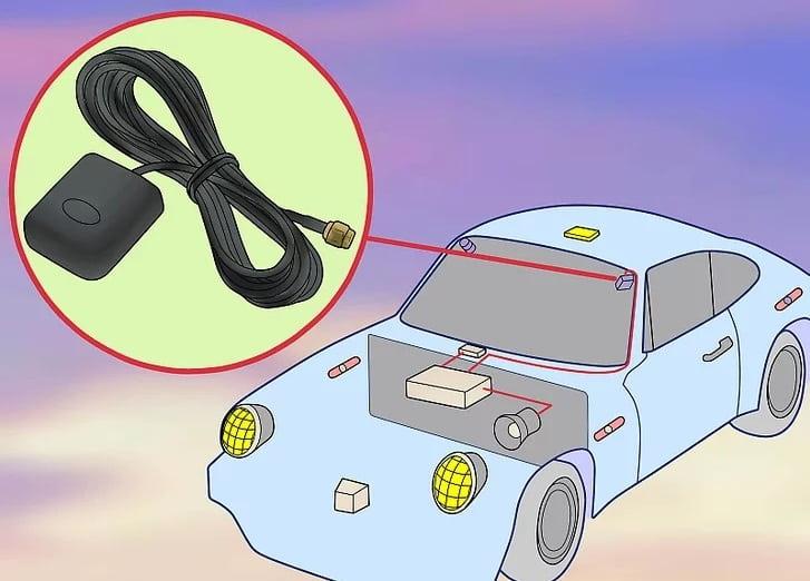 راهنمای نصب دزدگیر خودرو