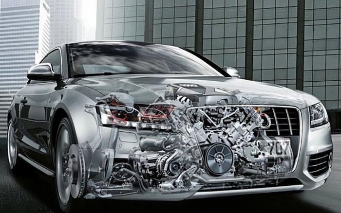 فن های خنک کننده خودرو