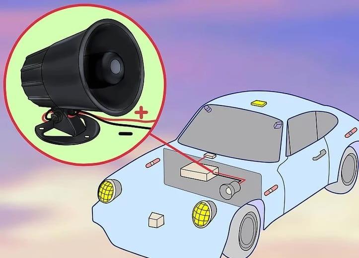 راهنمای نصب دزدگیر ماشین