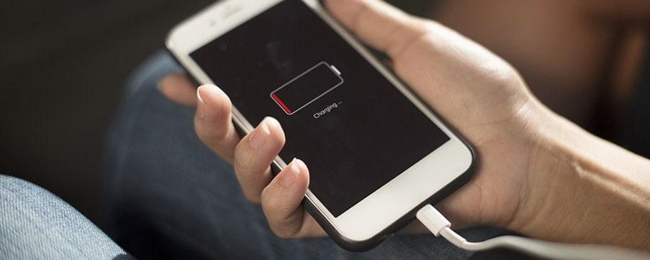 علت زود خالی شدن باتری گوشی موبایل