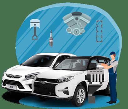 آموزش تعمیر موتور خودروهای چینی
