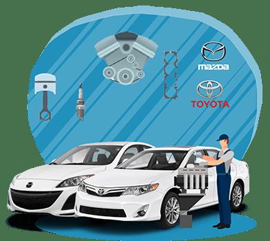 آموزش تعمیرات موتور خودوروهای خارجی