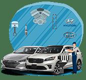 آموزش تعمیر موتور هیوندا وکیا