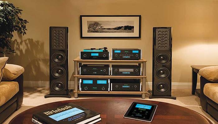 سیستم صوتی و تصویری هوشمند