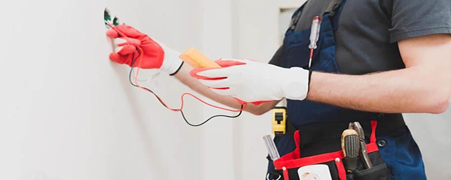 آموزش نصب کلید و پریز برق ساختمان