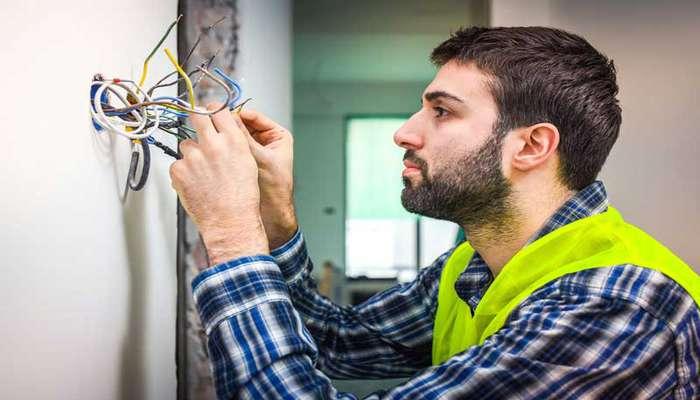 اتصالی برق ساختمان ها