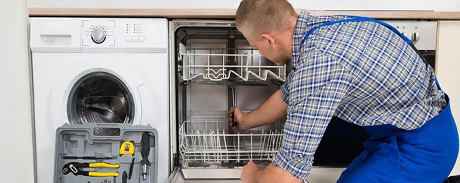 آبگیری نکردن ظرفشویی