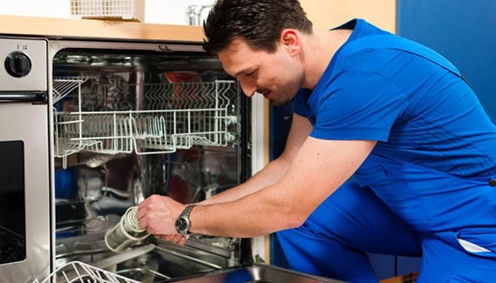 علت آبگیری نکردن ظرفشویی