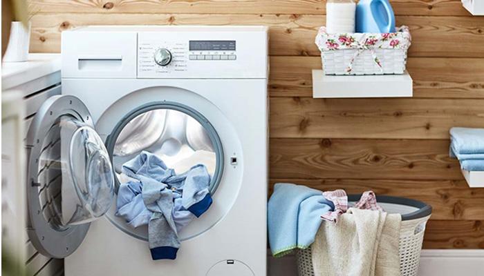 آبگیری نکردن لباسشویی