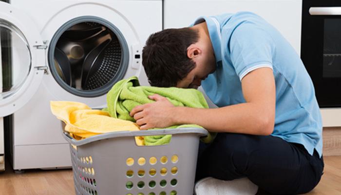 مشکل آبگیری لباسشویی