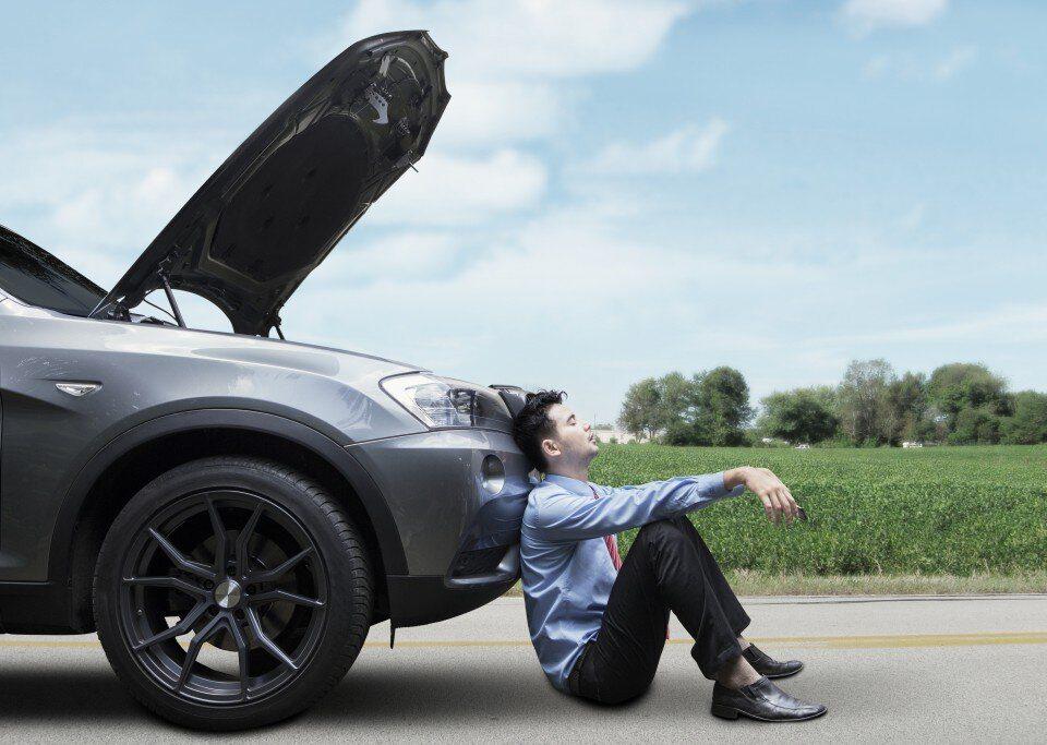 مشکلات رایج موتور خودرو