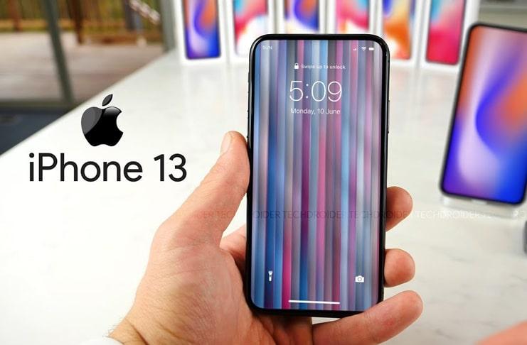 مشکلات آیفون 13 iphone